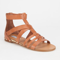 Steve Madden Drastik Womens Sandals Cognac  In Sizes