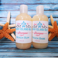 Organic Shampoo and Body Wash - Choose Scent