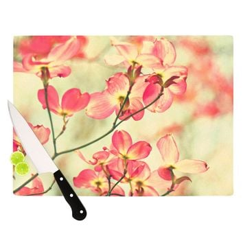 "Sylvia Cook ""Morning Light"" Cutting Board"