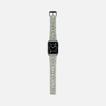 celebration weave truffle apple watch band Apple Watch Band (38mm) by Sharon Turner | Casetify
