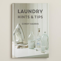 """Laundry: Hints and Tips"" Book"